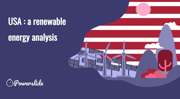 USA : une analyse des énergies renouvelables